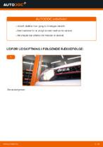 Sådan udskifter du motorolie og oliefilter på VOLKSWAGEN GOLF VI (5K1)