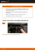 Skift Bremseskiver VW TOURAN: pdf gratis