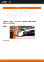 Cómo cambiar el aceite de motor y el filtro de aceite VOLKSWAGEN GOLF VI (5K1)