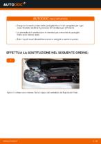 Cambiare Pastiglie Freno VW GOLF: manuale tecnico d'officina