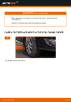 PDF Repair tutorial of car spares: VW POLO (6N2)