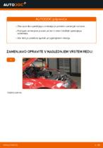 Avtomehanična priporočil za zamenjavo BMW BMW 3 Convertible (E46) 320Ci 2.2 Gumice Stabilizatorja