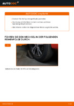 DIY-Leitfaden zum Wechsel von Lenkstangenkopf beim PEUGEOT 107