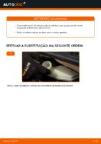 Substituir Pinças de freio traseiro e dianteiro CITROËN C3: tutorial online