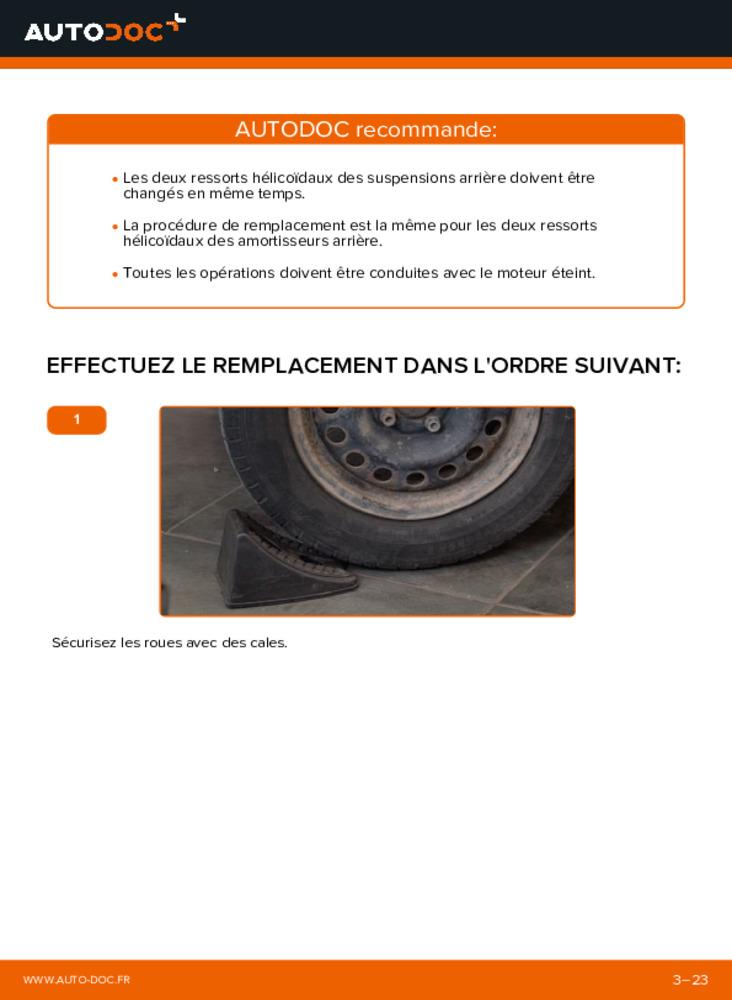 Comment effectuer un remplacement de Support Moteur sur 1.2 Renault Clio 2