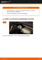 CITROËN - javítási kézikönyvek illusztrációkkal