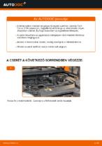 autó alkatrészek FORD Focus II Sedan (DB_, FCH, DH) | PDF Utasítás cseréje