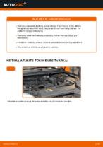 Ford Focus 2 da remonto ir priežiūros instrukcija