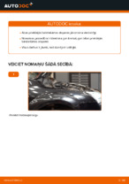 Ford Focus 2 da instrukcijas par remontu un apkopi
