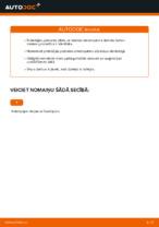 Automehāniķu ieteikumi VW Golf 5 1.6 Bremžu suports nomaiņai
