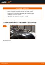 Hvordan man udskifter ophængsfjedre i for på Ford Focus 2 DA