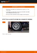 Come riparare un tirante frontale della barra stabilizzatrice su un' Ford Focus 2 DA