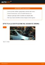 Come sostituire l'olio motore e il filtro dell'olio su FIAT PUNTO II (188)