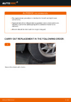 Auto mechanic's recommendations on replacing FORD FORD FOCUS II (DA_) 1.8 TDCi Anti Roll Bar Links