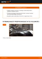 Jak wymienić sprężyny zawieszenia przedniego w Ford Focus 2 DA