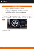 W jaki sposób wymienić przedni łącznik stabilizatora w Ford Focus 2 DA