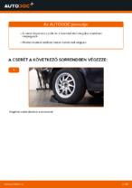 PDF Utasítás cseréje alkatrészek: Focus II Sedan (DB_, FCH, DH)