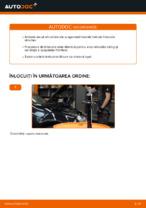 Instrucțiunile online gratuite cum să reînnoiți Arc fata VW GOLF V (1K1)