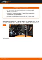 Comment remplacer les ressorts de suspension avant sur une VOLKSWAGEN GOLF V
