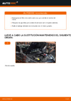 Manual de taller para RENAULT MEGANE en línea