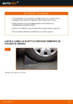 FORD FIESTA manual de solución de problemas