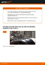 Wie Sie das vordere Federbein am Ford Focus 2 DA ersetzen
