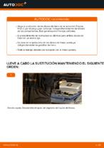 PDF manual de reemplazo: Disco de freno TOYOTA PRIUS Fastback (NHW20_) traseras y delanteras