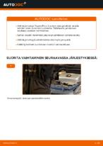 MAPCO 25560 varten PRIUS Viistoperä (NHW20_)   PDF vaihto-ohje