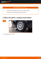 náhradní díly auto FORD Focus II Sedan (DB_, FCH, DH) | PDF Manuál pro opravu