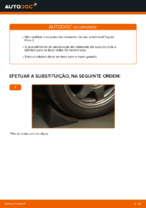 Manual de oficina para Toyota Prius W50