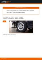 Kā nomainīt aizmugurējās neatkarīgās balstiekārtas apakšējo sviru Ford Focus 2 DA