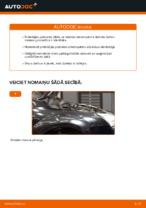 Kā nomainīt priekšējā amortizatora statnes balstu automašīnai Ford Focus 2 DA