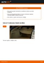 TOYOTA aizmugurē un priekšā Amortizators nomaiņa dari-to-pats - tiešsaistes instrukcijas pdf