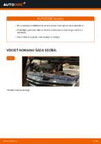 TOYOTA PRIUS Amortizators maiņa: bezmaksas pdf