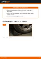 SKF VKBA 3946 už LEXUS, TOYOTA | PDF keitimo vadovas