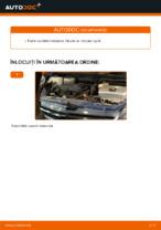 Toyota Prius W50 tutorial de reparație și întreținere
