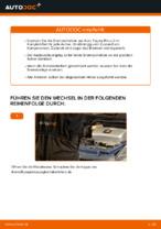 TOYOTA PRIUS Hatchback (NHW20_) Bremssattel Reparatursatz: Online-Handbuch zum Selbstwechsel