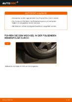 Schritt-für-Schritt-PDF-Tutorial zum Hauptscheinwerfer-Austausch beim TOYOTA PRIUS Hatchback (NHW20_)