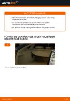 Wie der Austausch des hinteren Federbeins beim Toyota Prius 2 funktioniert