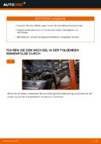 Austauschen von Motorölfilter Anweisung PDF für MINI MINI