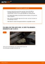 Hinweise des Automechanikers zum Wechseln von VOLVO Volvo v50 mw 1.6 D Stoßdämpfer