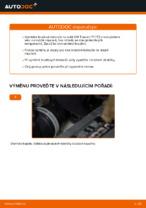 Jak vyměnit zadní a přední Kotouče VW udělej si sám - online návody pdf