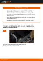Wechseln von Bremsscheibe VW TOURAN: PDF kostenlos