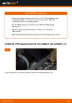 Tips van monteurs voor het wisselen van VW Touran 1t1 1t2 2.0 TDI 16V Multiriem