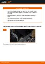 Verkstedhåndbok for VW TOURAN
