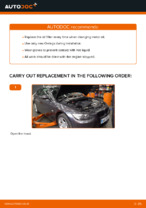How to replace motor oil and an oil filter on BMW E92