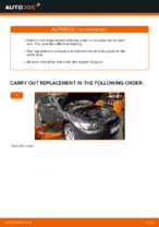 PDF Repair tutorial of car spares: BMW X3 (E83)