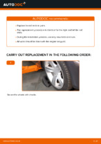 Auto mechanic's recommendations on replacing BMW BMW E92 320d 2.0 Control Arm