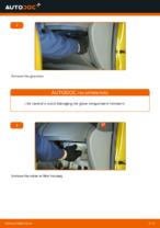 Manual PDF on YARIS maintenance