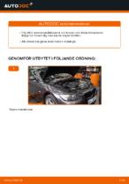 Så byter du motorluftfilter på BMW E92
